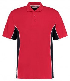 Gamegear Track Poly/Cotton Piqué Polo Shirt