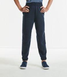 Jerzees Schoolgear Kids Elasticated Hem Jog Pants