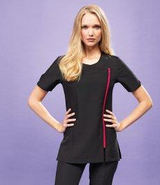 Premier Ladies Camellia Short Sleeve Tunic