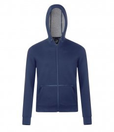 SOL'S Unisex Volt Zip Hooded Jacket