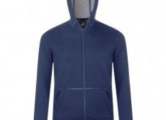 SOL'S Unisex Volt Zip Hooded Jacket