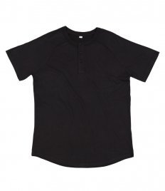 Superstar by Mantis Organic Henley T-Shirt