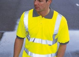 Dickies Hi-Vis Polo Shirt
