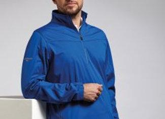 Glenmuir Aragon Zip Neck Soft Shell Windshirt