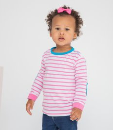 Larkwood Baby/Toddler Striped Long Sleeve T-Shirt