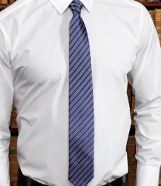 Premier Double Stripe Tie