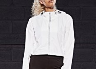AWDis Cool Girlie Cropped Windshield Jacket