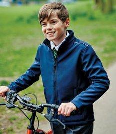 Regatta Kids Classmate Soft Shell Jacket