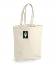 Westford Mill Fairtrade Cotton Camden Shopper
