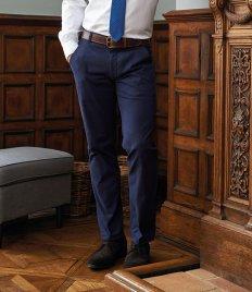 Brook Taverner Miami Slim Fit Chino Trousers