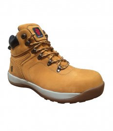 Warrior Nubuck S3 SRC Hiker Boots
