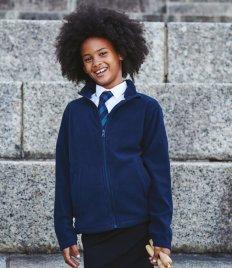 Regatta Kids Brigade II Micro Fleece Jacket
