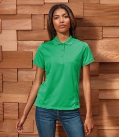 Premier Ladies Coolchecker® Piqué Polo Shirt