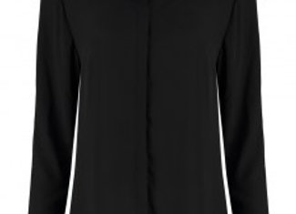 Clayton and Ford Ladies Long Sleeve Regular Fit Soft Shirt