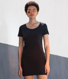 SF Ladies T-Shirt Dress