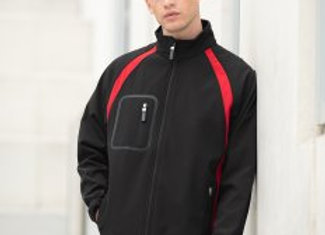 Finden and Hales Team Soft Shell Jacket