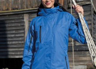 Result Ladies Journey 3-in-1 Soft Shell Jacket