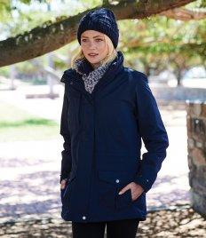 Regatta Ladies Darby III Waterproof Insulated Parka Jacket