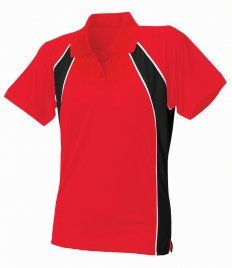 Finden and Hales Ladies Performance Team Polo Shirt