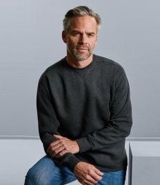 Russell Authentic Melange Sweatshirt