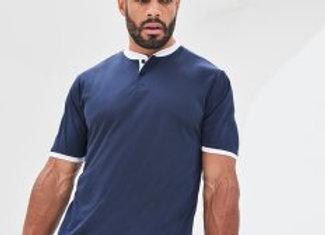 AWDis Cool Stand Collar Sports Polo Shirt