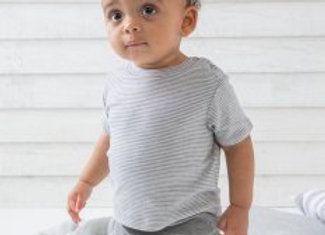 BabyBugz Baby Striped T-Shirt