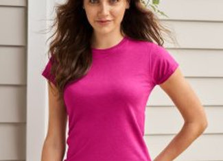 Gildan SoftStyle® Ladies Fitted Ringspun T-Shirt