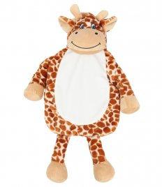 Mumbles Giraffe Hot Water Bottle Cover