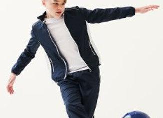 Regatta Sport Kids Athens Contrast Tracksuit Jacket