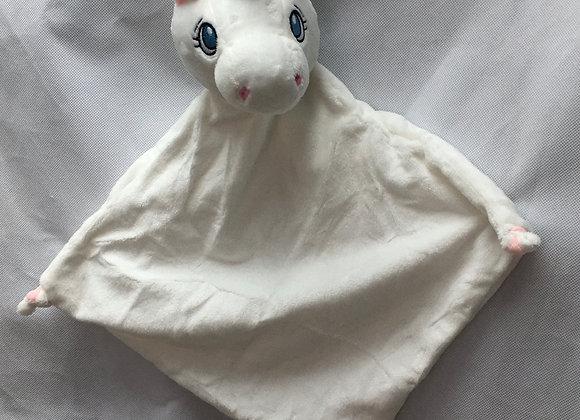 Unicorn Comforter - personalisation PLEASE ASK