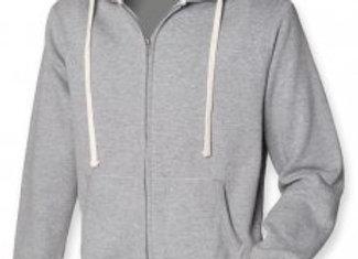 Front Row Zip Hooded Sweatshirt