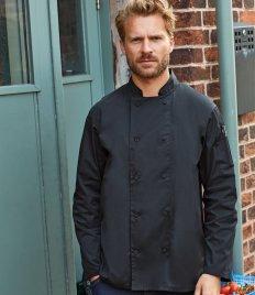 Premier Coolchecker® Long Sleeve Chef's Jacket
