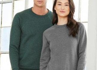 Canvas Unisex Sponge Fleece Sweatshirt