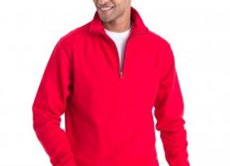 AWDis Sophomore Zip Neck Sweatshirt