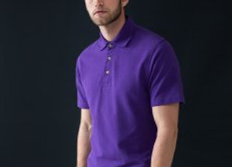Henbury Classic Heavy Cotton Piqué Polo Shirt