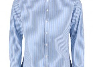 Clayton and Ford Bengal Long Sleeve Tailored Stripe Shirt