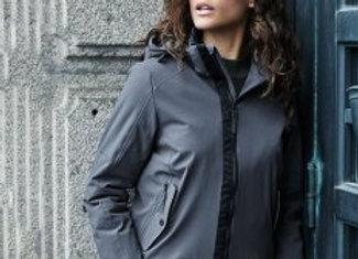 Tee Jays Ladies Urban Adventure Soft Shell Jacket
