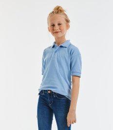 Jerzees Schoolgear Kids Hardwearing Poly/Cotton Piqué Polo Shirt