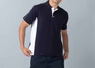 Finden and Hales Sports Cotton Piqué Polo Shirt