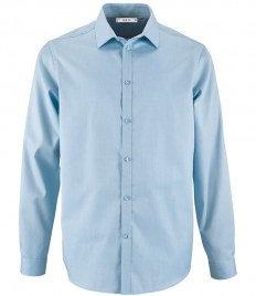 SOL'S Brody Herringbone Long Sleeve Shirt