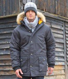 Result Urban StormDri Long Parka Jacket