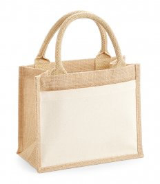 Westford Mill Pocket Jute Gift Bag