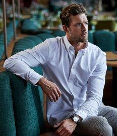 Tee Jays Perfect Long Sleeve Oxford Shirt