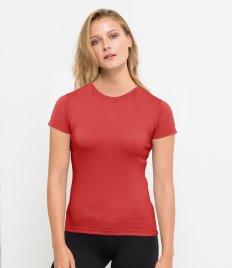 Ecologie Ladies Ambaro Recycled Sports T-Shirt