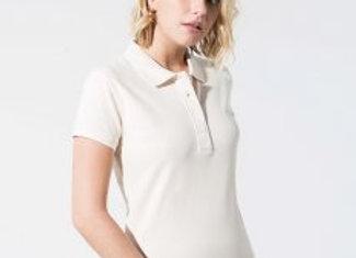 Kariban Ladies Organic Piqué Polo Shirt