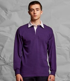 Front Row Classic Rugby Shirt