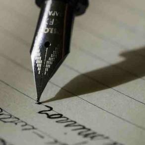 Concurso Escritura 2019