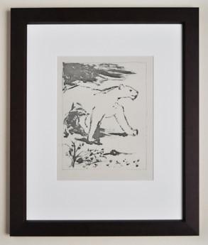 Pablo Picasso Le Lionne 1932