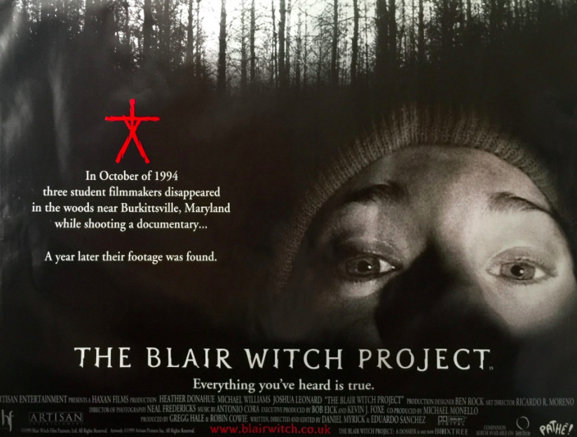 storytelling case studies The Blair Witch Project A Galaxy of Stories redraft newsletter bndlstudios bndl studios storytelling agency jakarta creative digital marketing content strategy