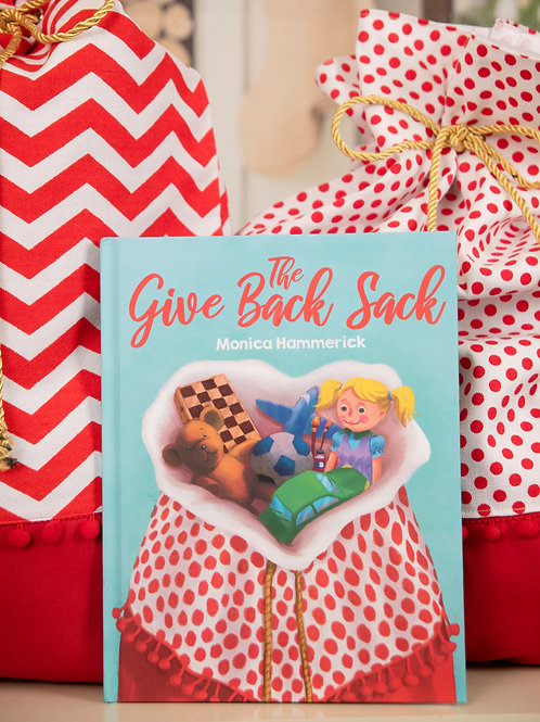 The Give Back Sack Hardcover Storybook